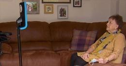 'Robot bác sĩ' tại nhà riêng giúp giảm nỗi lo quá tải bệnh viện