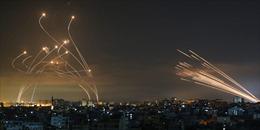 Hệ thống phòng thủ 'Vòm Sắt' vô tình bắn hạ thiết bị bay quân sự Israel