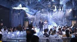 Ngành công nghiệp tiệc cưới ở Trung Quốc hồi sinh sau thời đỉnh dịch