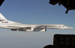Máy bay ném bom Nga bị nhóm tiêm kích ba nước bám sát trên Biển Baltic