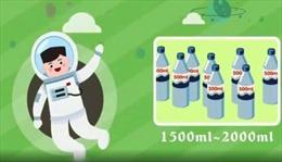 Trung Quốc lọc nước tiểu thành nước uống cho phi hành gia trên trạm vũ trụ