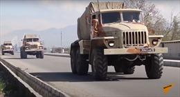 Video Nga điều quânrầm rộ tại Tajikistan khi xung đột ở Afghanistan leo thang
