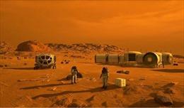 NASA tuyển người sống 1 năm trên 'sao Hỏa' in 3D