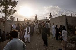 Kẻ đánh bom sân bay Kabul vượt vòng kiểm soát của lính Mỹ, chờ đến phút cuối để ra tay