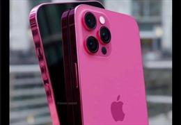 Lộ diện iPhone 13 màu hồng kẹo ngọt, giá cao hơn đời trước?