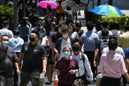 Ca mắc COVID-19 cao kỷ lục, Singapore đổi trọng tâm báo cáo dữ liệu hàng ngày