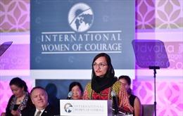 Nhiều nữ lãnh đạo nổi bật ở Afghanistan đang phải chạy trốn Taliban