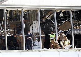 Thủ phạm đánh bom Sri Lanka được IS huấn luyện tại Syria