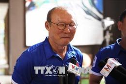 Sự thật về Xuân Trường và đội hình thi đấu với Hàn Quốc được HLV Park Hang-seo tiết lộ