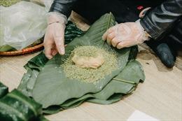 'Hồn cốt' của chiếc bánh chưng truyền thống
