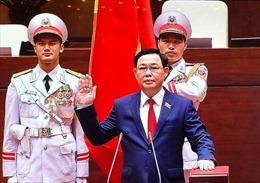 Tiểu sử tóm tắt của Chủ tịch Quốc hội Vương Đình Huệ