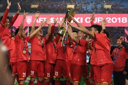 [Trực tiếp] Chung kết lượt về AFF Suzuki Cup 2018: Việt Nam vô địch!
