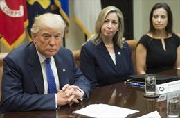 Bác tin đồn bổ nhiệm con gái, Tổng thống Mỹ cân nhắc ứng viên Đại sứ tại Liên hợp quốc