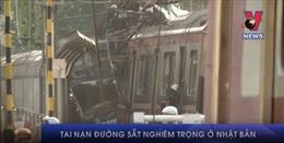Tai nạn đường sắt nghiêm trọng ở Nhật Bản
