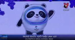 Trung Quốc giới thiệu linh vật Olympics mùa Đông 2022