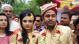 Cô dâu đến nhà trai rước rể để ủng hộ nữ quyền