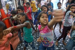 Giấc mơ Bollywood tại khu ổ chuột Mumbai
