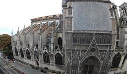 Nhà thờ Đức Bà Paris chưa thể khởi công trùng tu