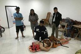Nhà sư Thái Lan lấy trộm xà phòng bị bắn chết