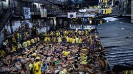 Bạo loạn nhà tù ở Philippines, gần 70 người thương vong