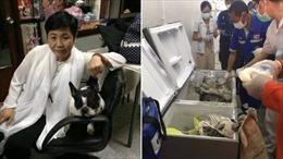 Nữ triệu phú Thái Lan bị sát hại, giấu thi thể vào tủ lạnh