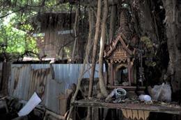 Nhà hoang và ý niệm về ma quỷ của người Thái Lan