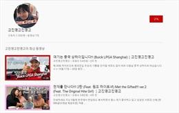 Mở kênh Youtube – Xu hướng mới của giới nổi tiếng Hàn Quốc