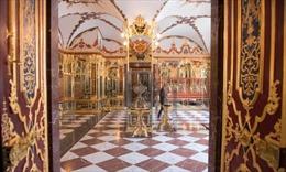 Bảo tàng cổ nhất châu Âu bị trộm