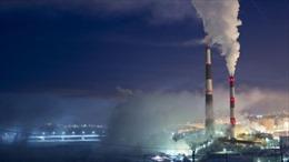Lượng khí nhà kính lên mức kỷ lục