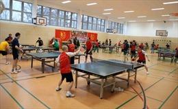 84 tay vợt tham gia giải bóng bàn Việt Nam tại Berlin