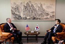 Mỹ không từ bỏ đàm phán hạt nhân với Triều Tiên