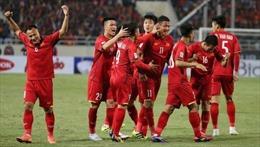 Việt Nam lọt top gây bất ngờ nhất năm của FIFA
