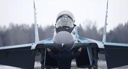 Chiến đấu cơ MiG-35 phiên bản xuất khẩu nâng cấp buồng lái mới