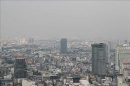 Khủng hoảng bụi mịn tại thủ đô Bangkok