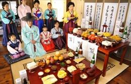 Phong tục đón Tết Seollal của người Hàn Quốc