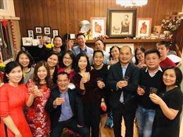 Đầu Xuân gặp gỡ đôi vợ chồng Việt thành công trên đất Mỹ