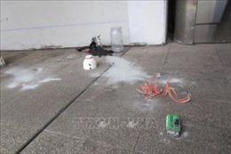 Hong Kong (Trung Quốc) phát hiện 2 quả bom tự chế trên tàu hỏa