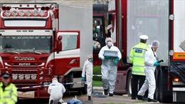 Nghi can vụ 39 thi thể trong xe tải Anh được phép kháng nghị dẫn độ