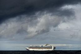 California chuẩn bị cho tàu du lịch có 21 người nhiễm COVID-19 cập cảng