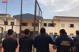 Hàng trăm tù nhân trốn thoát khỏi nhà tù Brazil khi dịch COVID-19 bùng phát