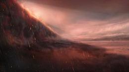 Mưa sắt trên hành tinh 'địa ngục'