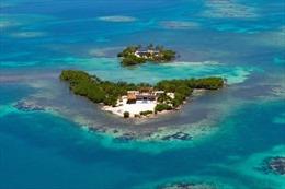 Đảo tư nhân - nơi tránh dịch xa xỉ của những người giàu châu Á