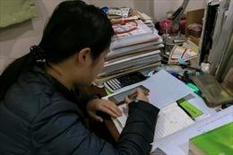 Học sinh Trung Quốc 'chạy nước rút' cho kỳ thi đại học sau lệnh phong toả vì dịch COVID-19