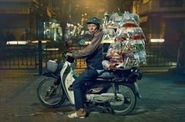 Ảnh chụp xe bán cá cảnh rong ở Việt Nam giành giải thi ảnh tại Mỹ