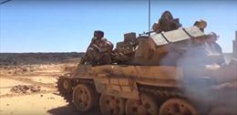Quân đội Syria điều động một lực lượng lớn áp sát Daraa
