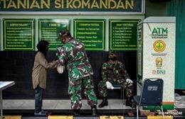 Indonesia triển khai 'ATM gạo' cho người nghèo