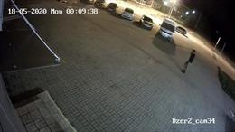 Hãi hùng cảnh gấu tấn công người, rượt đuổi ô tô trên đường phố Nga