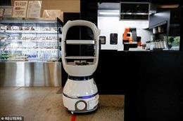 Độc đáo robot pha chế tại Hàn Quốc