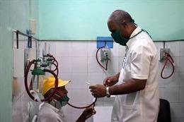 Cuba đứng đầu Mỹ Latinh về tỷ lệ chữa khỏi COVID-19