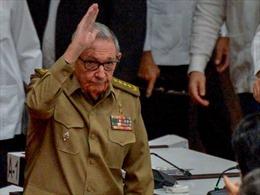 Người dân Cuba mừng sinh nhật của cựu Chủ tịch Raul Castro